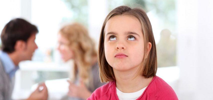 Aile İçi Kavgalar Çocukların Psikolojisini Boşanmadan Daha Çok Etkiliyor...